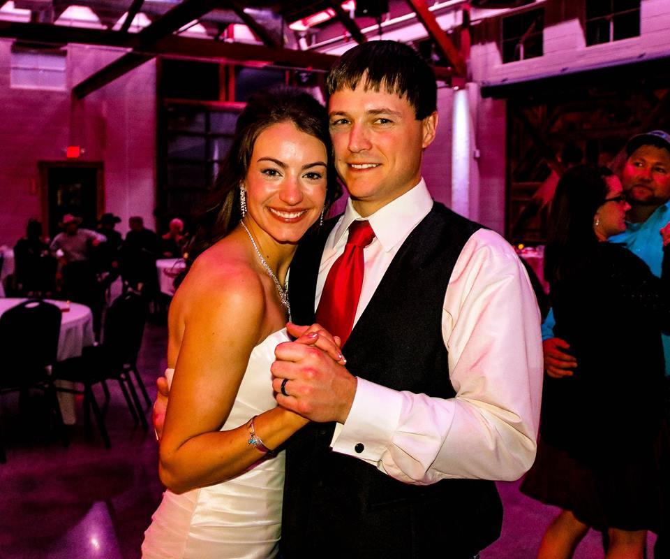 Wedding Dress and Tuxedo, Dance Floor