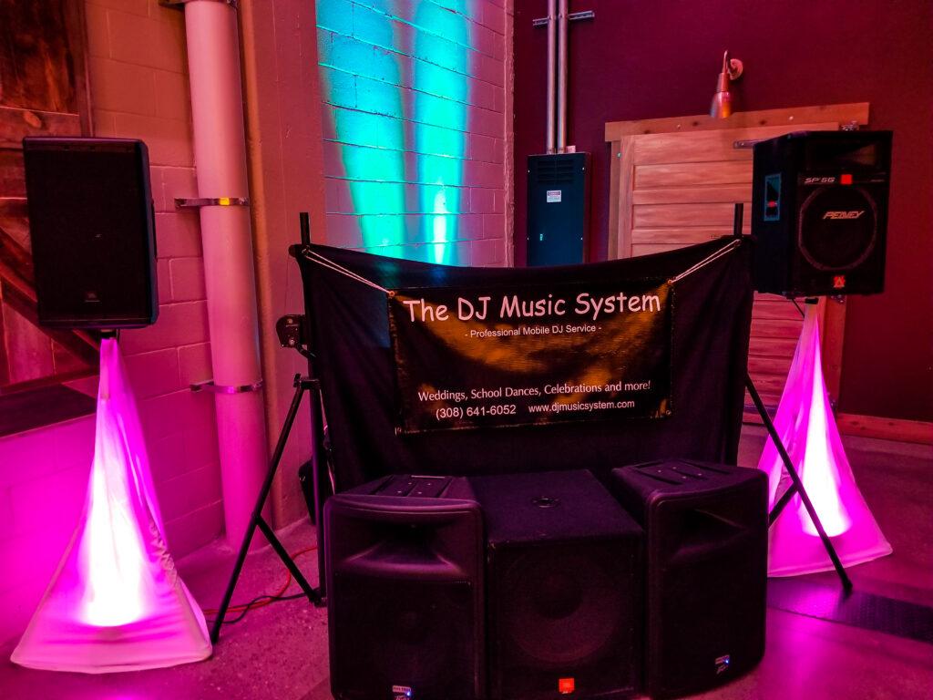 The DJ Music System, Scottsbluff, NE
