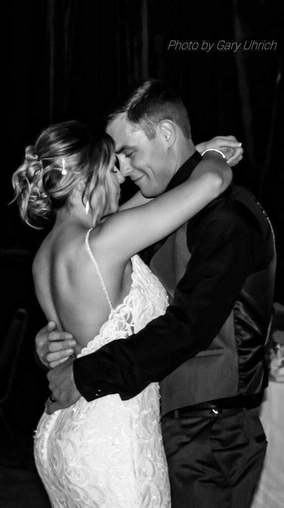 Jaime and Troy First Dance